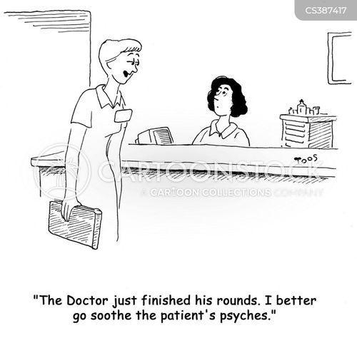 critical care cartoon