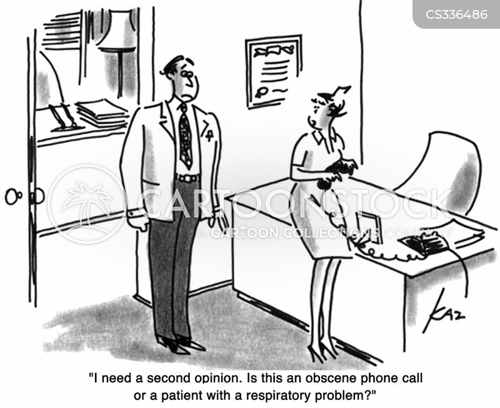 obscene phonecall cartoon