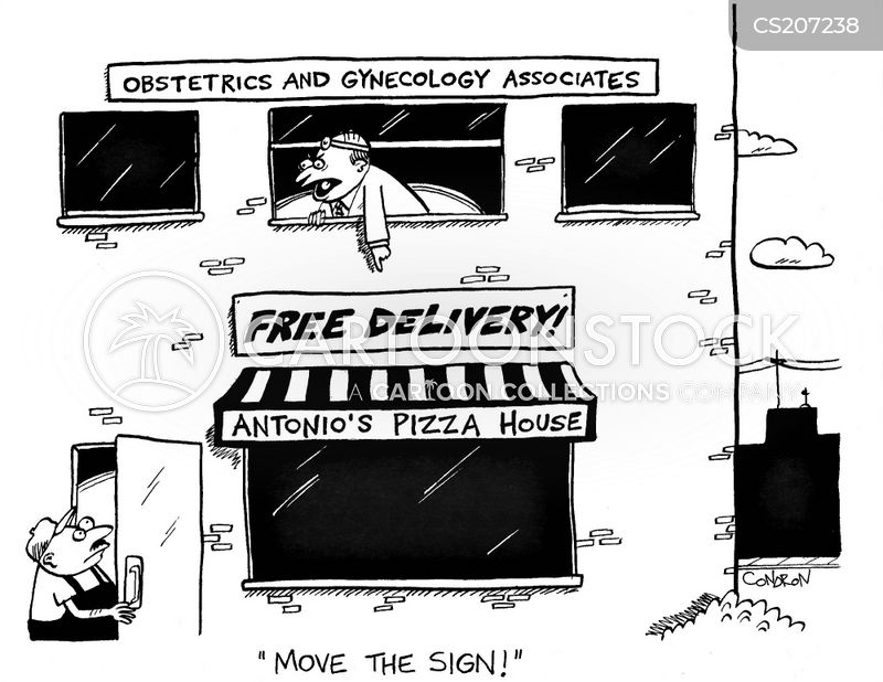 obstetrics cartoon