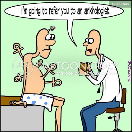 oncology cartoon