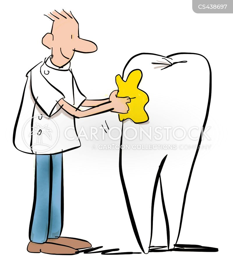 dental practice cartoon