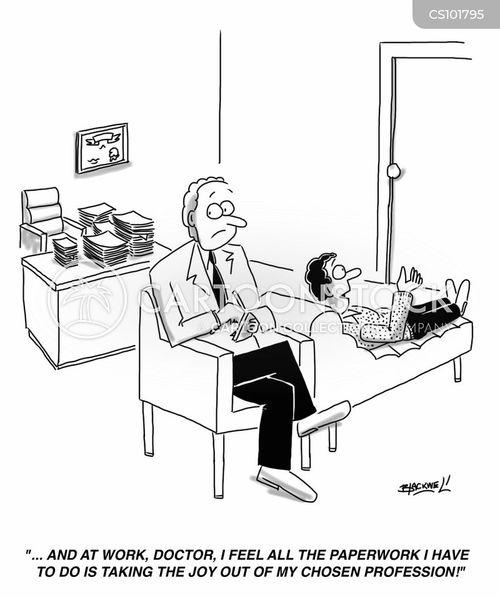burnouts cartoon