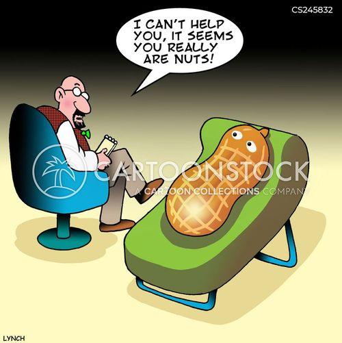 nuttiness cartoon