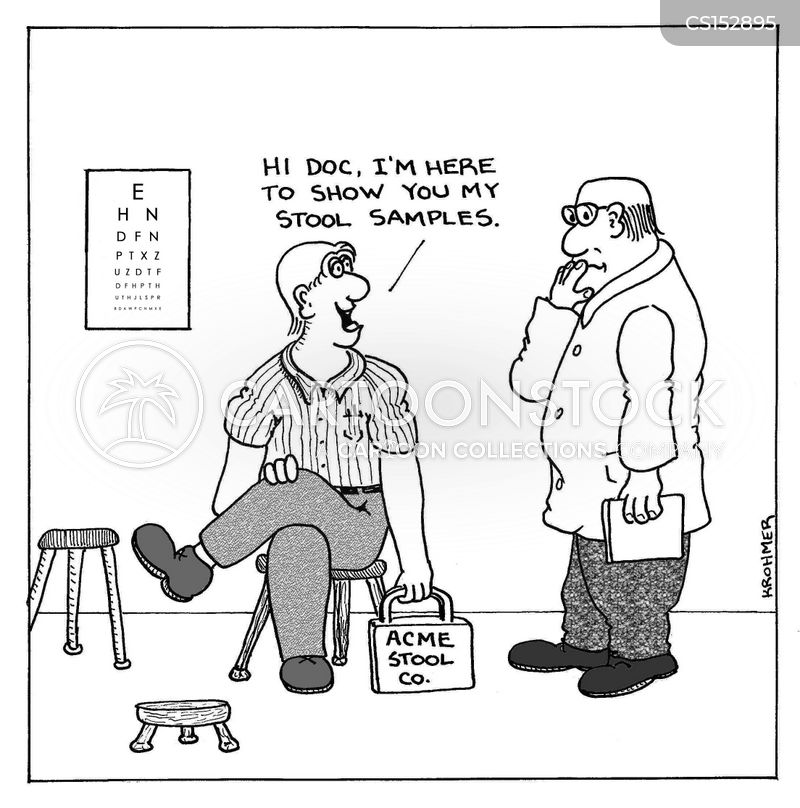 Stool Sample Cartoons And Comics Funny Pictures From