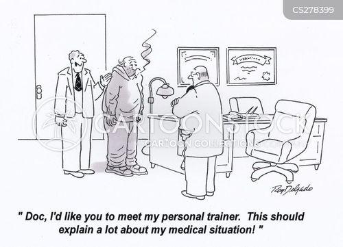 situations cartoon