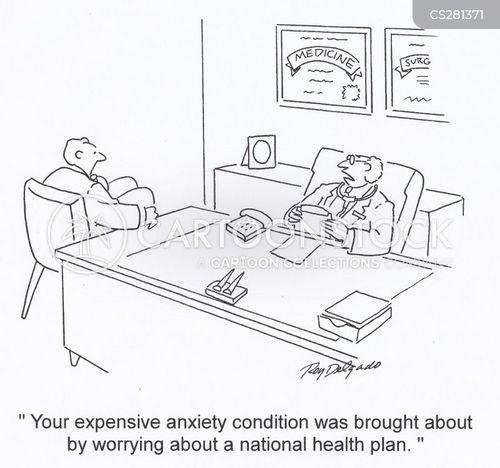 phobics cartoon
