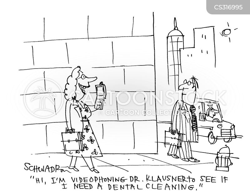 videophone cartoon