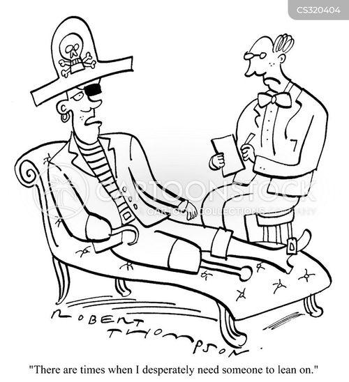 neediness cartoon