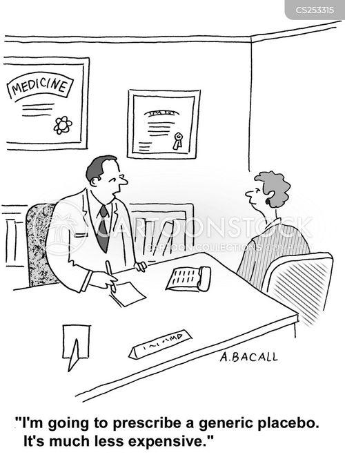 drugs cost cartoon