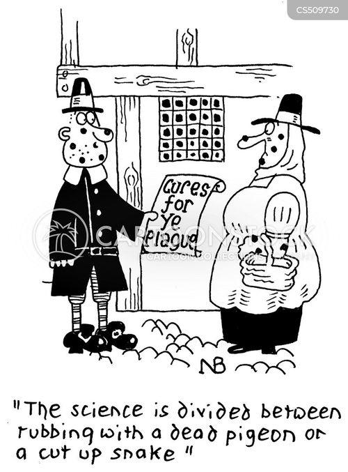 early modern cartoon