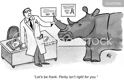 rhinoplasty cartoon