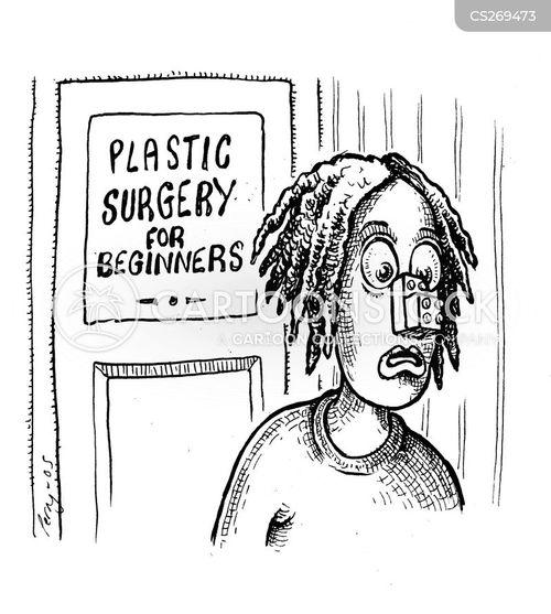 poor standards cartoon