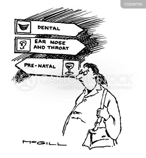pre-natal cartoon