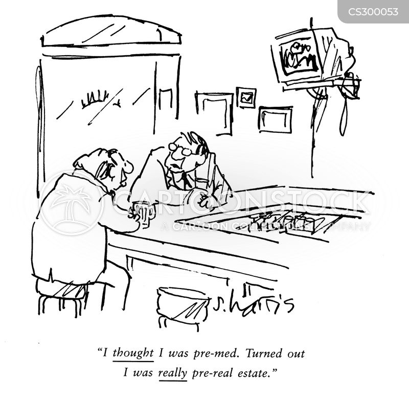 pre-meds cartoon