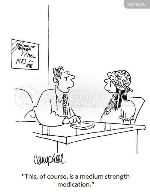 spiritualists cartoon