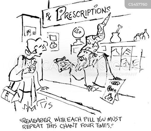 incantations cartoon