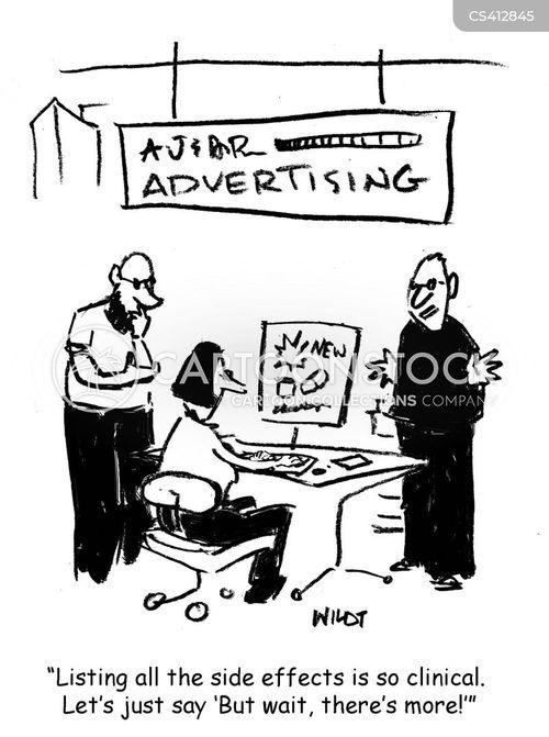 marketing men cartoon