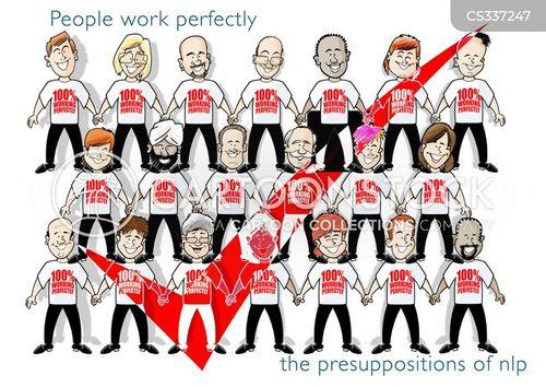 presuppositions cartoon