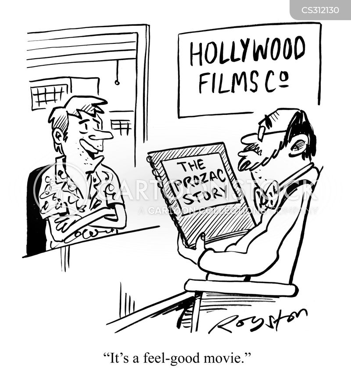 feel good movie cartoon