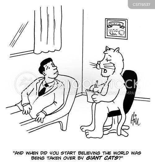mental cartoon