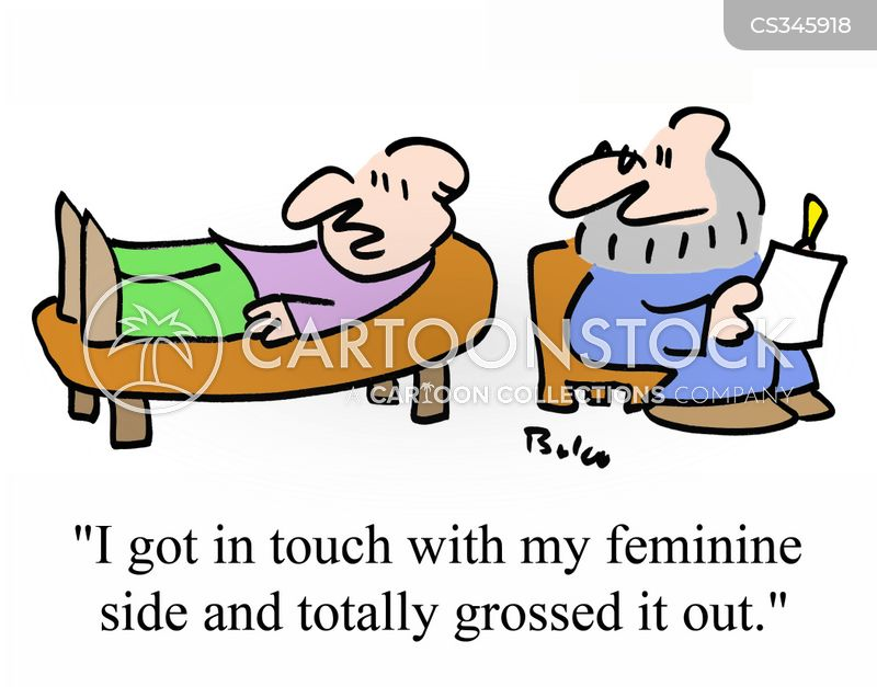 grossing out cartoon