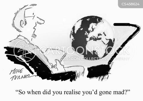 global problems cartoon