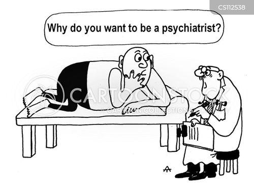 career counselor cartoon