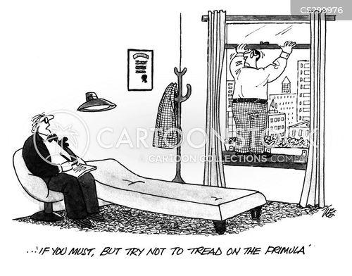 head doctor cartoon