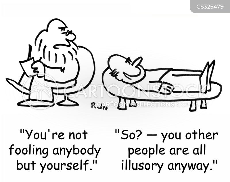 illusory cartoon