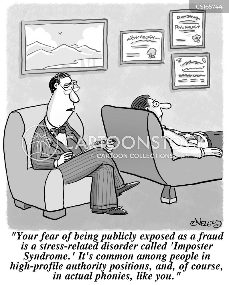 fraudsters cartoon