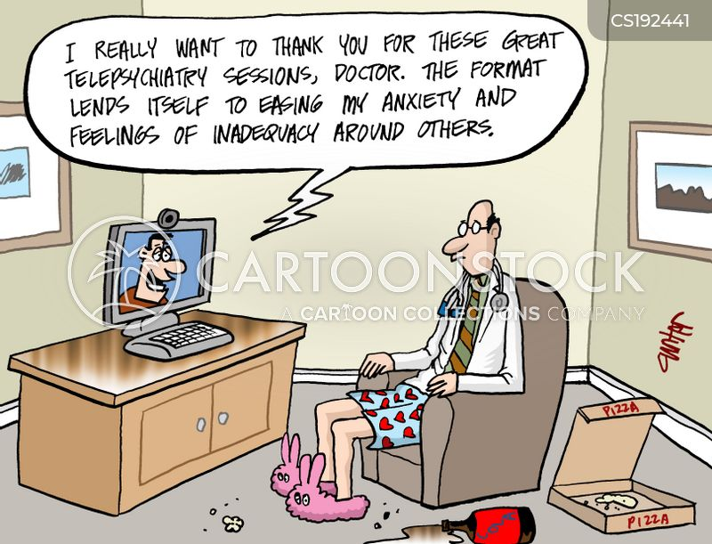 stay at home cartoon
