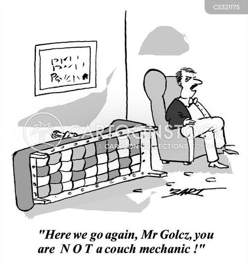 doctor-patient relationship cartoon