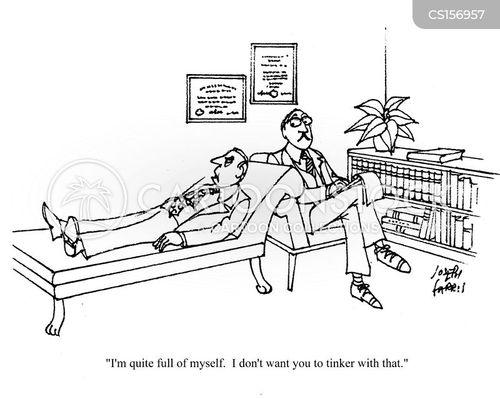 head doctors cartoon
