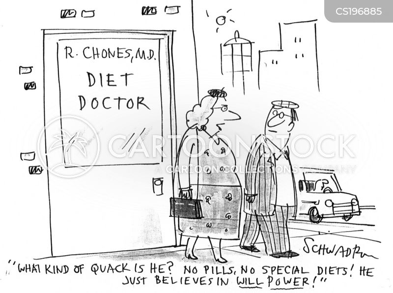 special diet cartoon