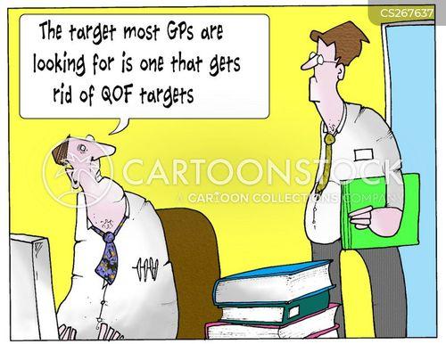 quality and outcomes framework cartoon