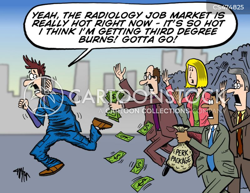 talent spotter cartoon