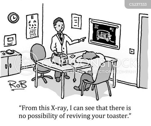 reviving cartoon