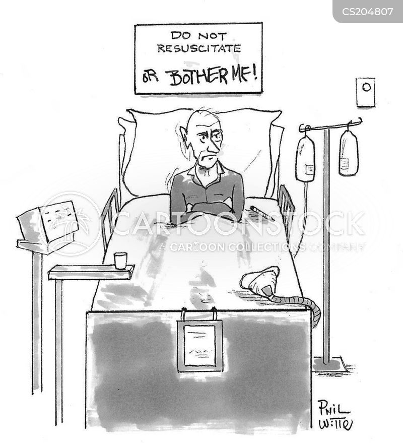 resuscitations cartoon