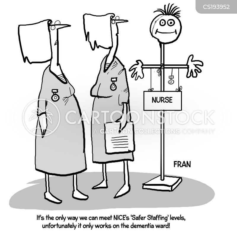 Hospital Staff Cartoons And Comics Funny Pictures From Cartoonstock