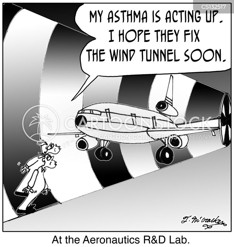 airplane safety cartoon