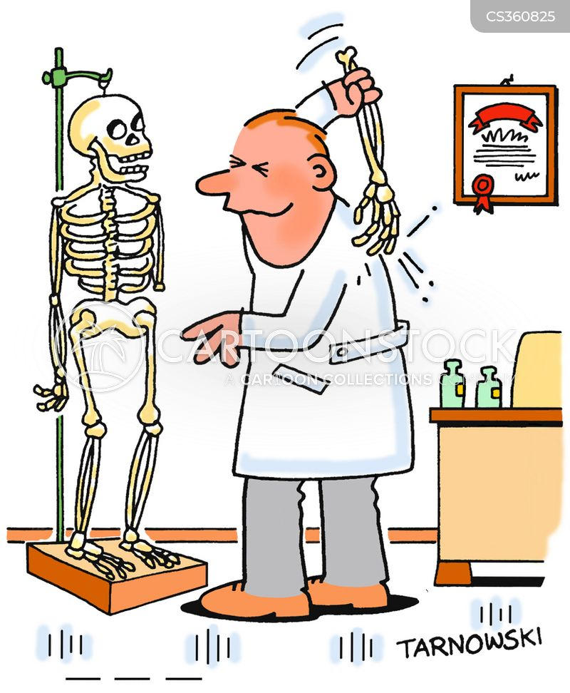 back-scratchers cartoon