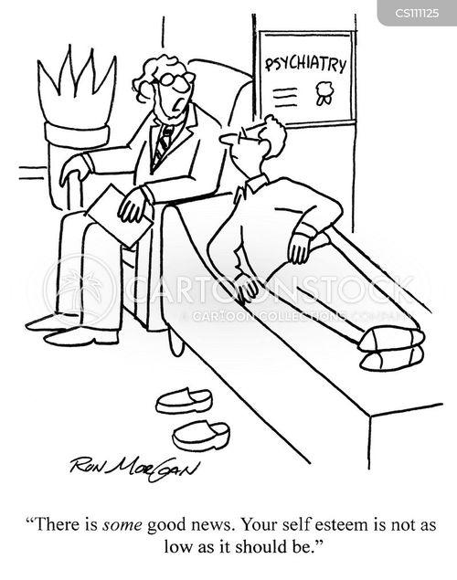 self-image cartoon