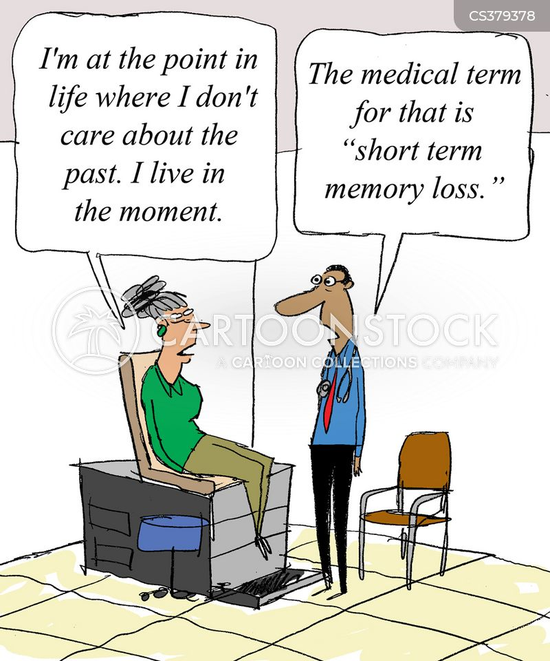 Short Term Health Insurance Quotes: Short Term Memory Loss Cartoons And Comics