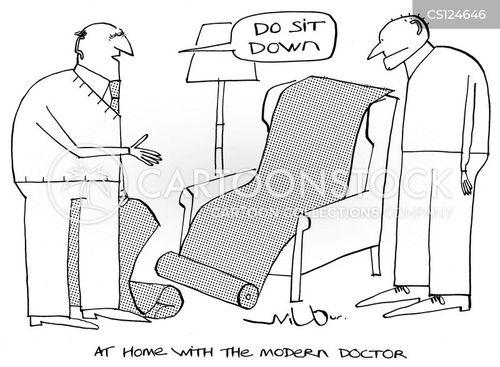 sit down cartoon