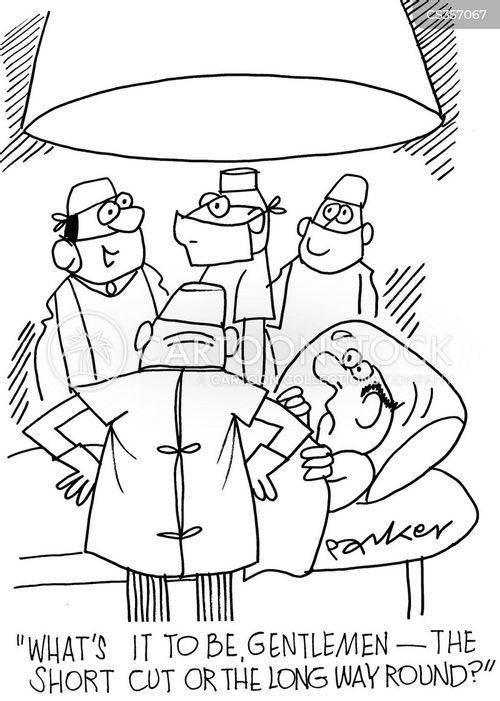 short cut cartoon
