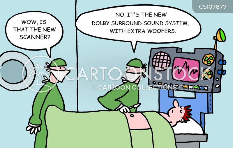woofers cartoon