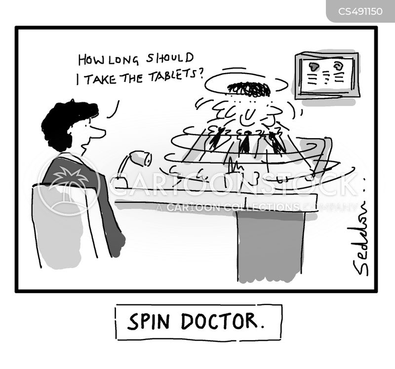 spindoctor cartoon