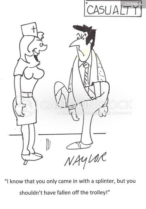 nursers cartoon