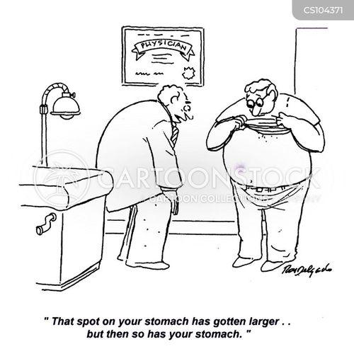 lumps cartoon