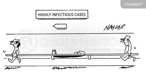 stretcher cartoon